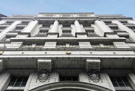 ISG wins £5.5m contract to convert historic Glasgow building