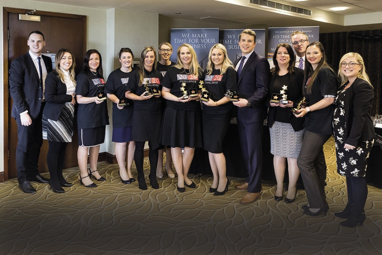 Macdonald Hotels Appoints Meeting and Events Team