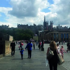 Edinburgh  could become most expensive city in Europe for tourists as Councillors vote in favour of Tourist Tax