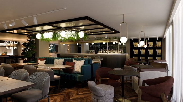Radisson Inverness Lounge
